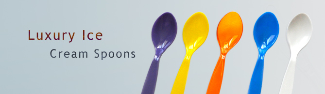 Ice Cream Spoons - Sweet Spoons